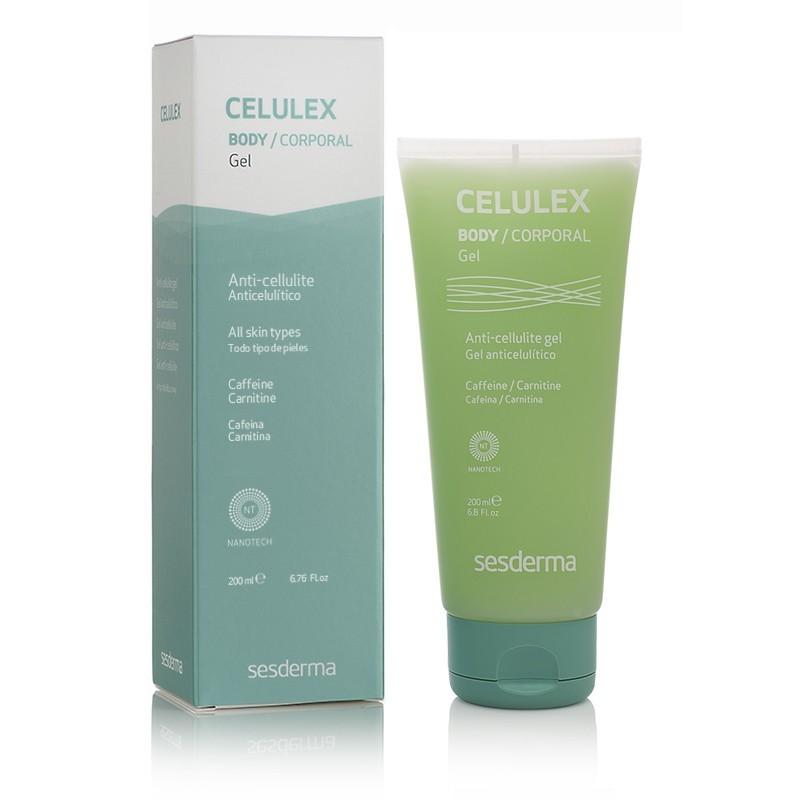 SeSCelulex gel concentré traitement de la cellulite