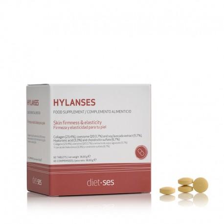 HylanSeS à l'acide hyaluronique, collagène, coenzyme Q10...