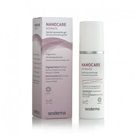 Nanocare Intimate – Gel rajeunissant / éclaircissant génital