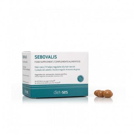 Sebovalis gélules (psoriasis/dermatite)