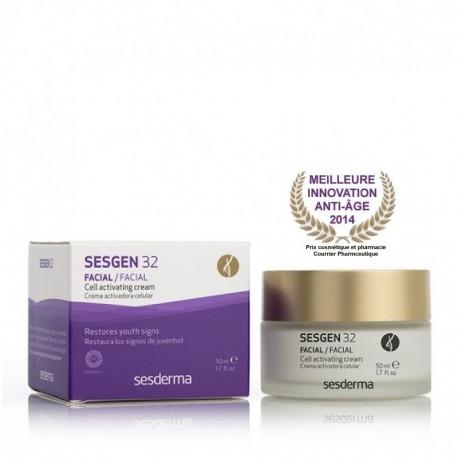 SeSGen 32 crème de soin jeunesse à action génétique