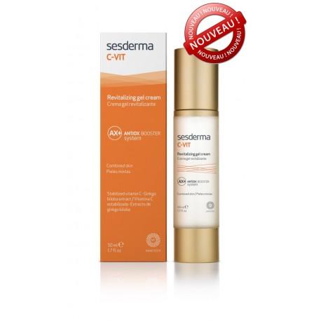 C-Vit crème-gel hydratant revitalisant