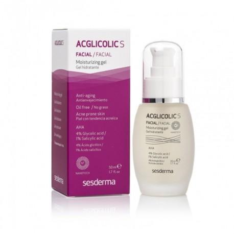 Acglicolic S gel hydratant