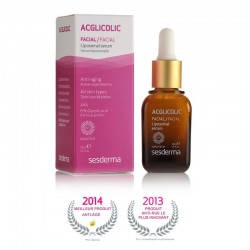 Acglicolic sérum double acide glycolique