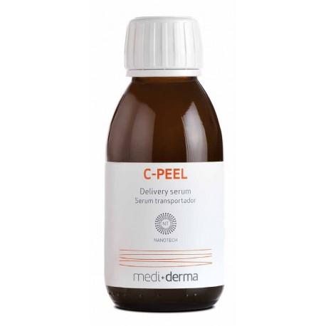 C-vit vitamine C Fraîche et pure à 14%, AHA et Acide Hyaluronique