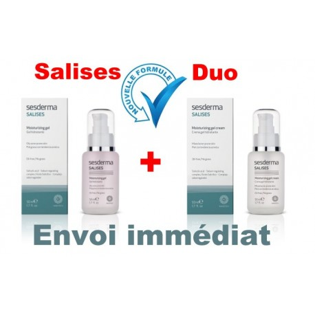 Salises promotion imperfections peau grasse