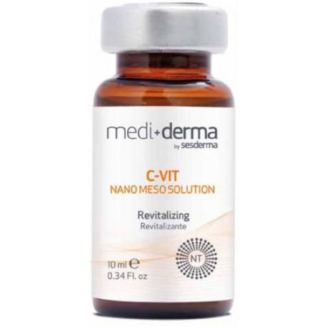 C-Vit Nano Meso Solution (acide ascorbique) Anti-âge, liftant, éclat
