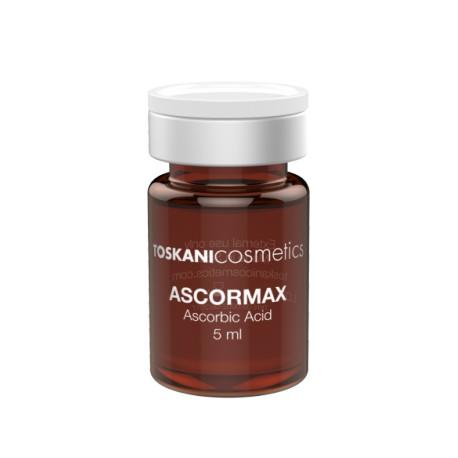 Meso Solution ASCORMAX (acide ascorbique) Anti-âge, liftant, éclat