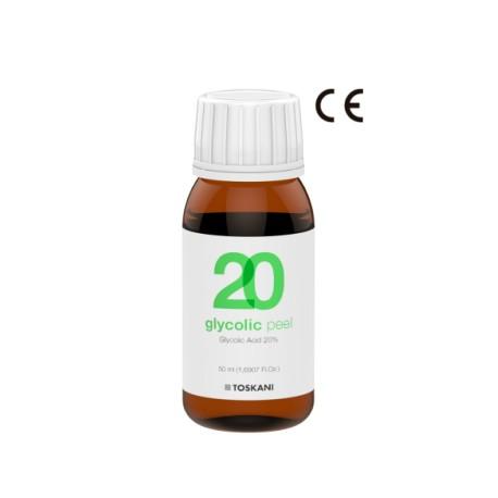 Acide glycolique libre 20%