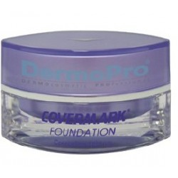 Covermark Foundation - Couverture maximale