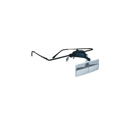 Lunettes de micro chirurgie 35 grammes avec spot LED