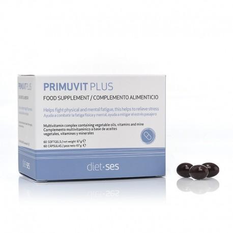 Primuvit plus (cheveux, peau et ongles)