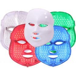 Masque photothérapie Dynamique LED 7 couleurs