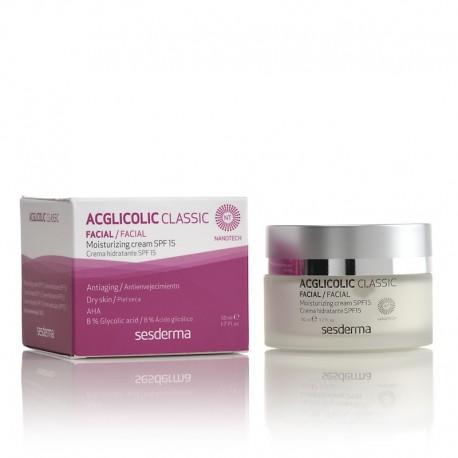 Acglicolic crème hydratante SPF15