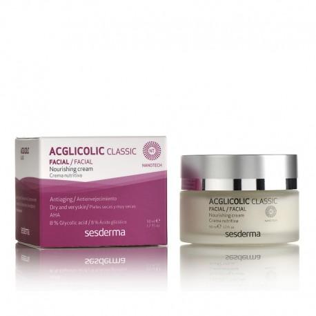 Acglicolic crème nutritive anti-âge